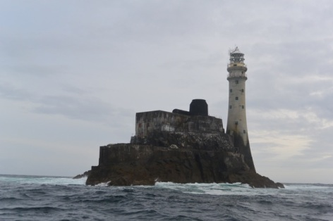 Mythique phare du Fastnet, Mini Fastnet 2016